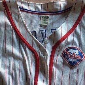 Baseball jersey( PINK